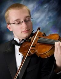 Alex Ayers - violin