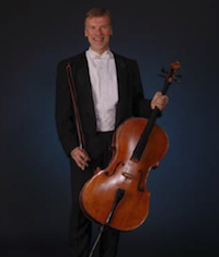 Peter Szczepanek - cello
