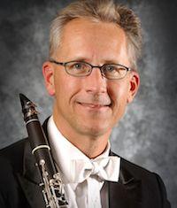 William Helmers - clarinet